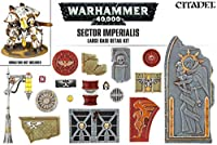 WARHAMMER SECTOR IMPERIALIS: LARGE BASE DETAIL KIT