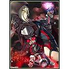 カードスリーブ 「Fate/Grand Order 謎のヒロインX[オルタ]」 【クラスター / illust:KWKM】 COMIC1☆11