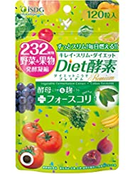 ISDG 医食同源ドットコム 232Diet酵素 プレミアム サプリメント 120粒