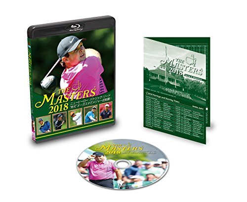The Masters 2018 [Blu-ray]