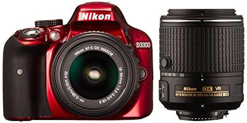 Nikon デジタル一眼レフカメラ D3300 ダブルズーム...
