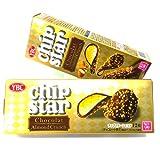セブンイレブン限定 chip star chocolat Almond Crunch チップスターショコラ(12枚入り)2箱セット