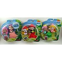 Nickelodeon Bubble Guppies Bath Squirters Set of 9 - Molly, Deema, Frog, Oona, Molly, Star Fish, Gil, Bubble Puppy, Dragon by Bubble Guppies [並行輸入品]