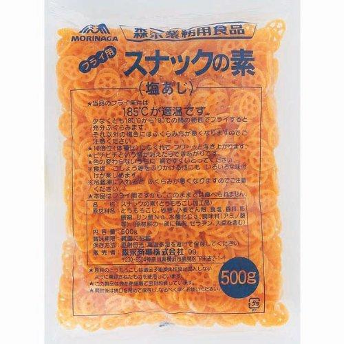 森永 業務用食品 スナックの素 塩味 500g フライ用