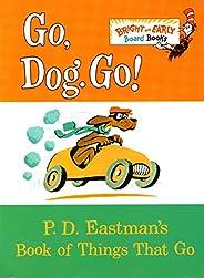 Go, Dog. Go! (Bright & Early Board Books(