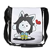 AIJFW Undertale Casual Multifunctional Crossbody Bags Messenger Bags For Men's & Women's Everyday [並行輸入品]