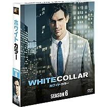 ホワイトカラー ファイナル・シーズン(SEASONSコンパクト・ボックス) [DVD]