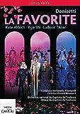 ドニゼッティ:歌劇《ラ・ファヴォリート》(仏語歌唱)[DVD]