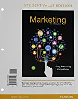 Marketing: An Introduction, Student Value Edition (13th Edition)