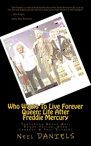Who Wants To Live Forever - Queen: Life After Freddie Mercury: Featuring Brian May, Roger Taylor, Adam Lambert & Paul Rodgers (English Edition)の詳細を見る