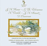Konzerte Fuer Zwei Floete by Various Artists