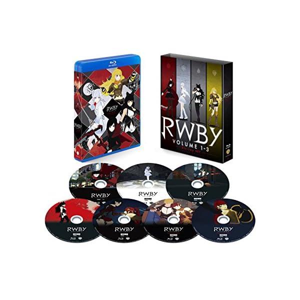 RWBY VOLUME 1-3 Blu-ray...の紹介画像2