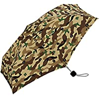 w.p.c 折りたたみ傘 キウ シリコン カモフラージュ 50cm K33-023