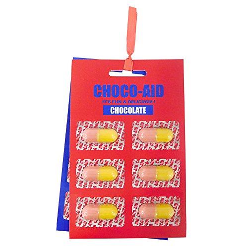 チョコエイド カプセル チョコレート 2シートセット