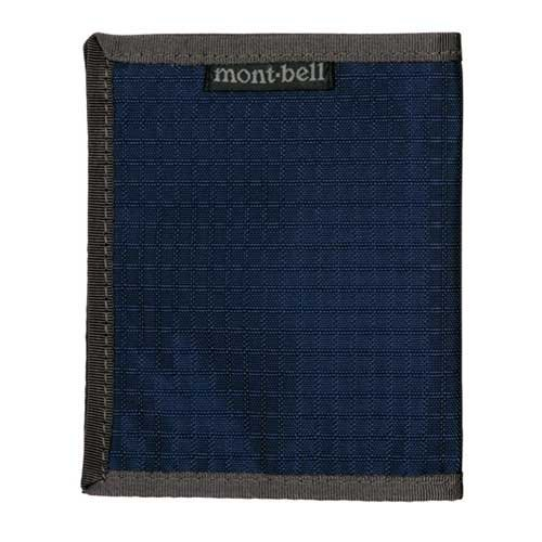 mont‐bell(モンベル) スリムワレット ネイビー 1123768
