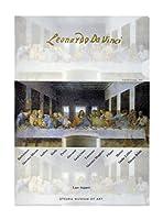 大塚国際美術館 オリジナル A4クリアファイル レオナルド・ダ・ヴィンチ 最後の晩餐