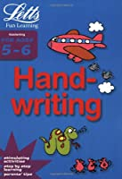 Ks1 Fun Farmyard Learning - Handwriting (5-6) (Letts Fun Learning)