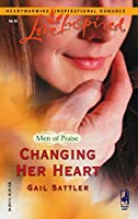 Changing Her Heart (Love Inspired Large Print)