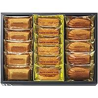 モロゾフ ブロードランド詰合せ 16個入(マドレーヌ・フィナンシェ・ベイクドチーズケーキ) MO-2006