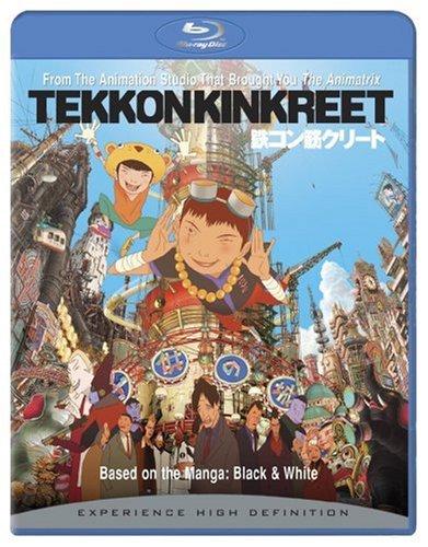 鉄コン筋クリート / Tekkonkinkreet [Blu-ray] [Import]