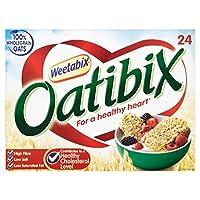 Weetabix Oatibix 24Sとの576グラム (x 2) - Weetabix Oatibix 24s 576g (Pack of 2) [並行輸入品]