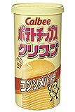 カルビー ポテトチップスクリスプ コンソメパンチ 50g×12個