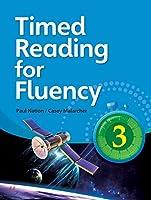Timed Reading for Fluency 3