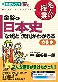 金谷の日本史「なぜ」と「流れ」がわかる本文化史 (東進ブックス 名人の授業)