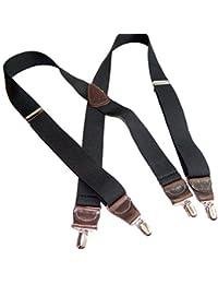 Hold-Up Suspender Co. ACCESSORY メンズ US サイズ: regular,one size,large カラー: ブラック
