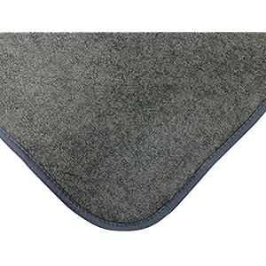 スミノエ 下敷きラグ フカピタ 170×170cm(約2帖用) グレー 11742925