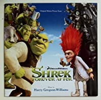 ハリー・グレッグソン-ウィリアムズ/オリジナル・サウンドトラック『シュレック フォーエバー』