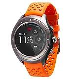 ニューバランス 腕時計 (ニューバランス)New Balance メンズ・レディース 腕時計 NB RunIQ Smartwatch Black, One Size スマートウォッチ[並行輸入品]gellmoll