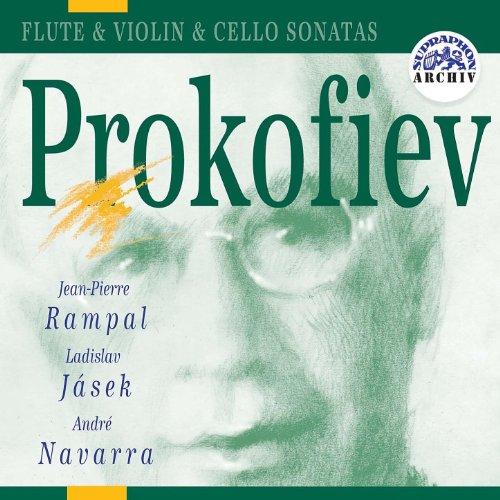 Prokofiev: Flute, Violin & Cello Sonatas