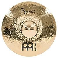 MEINL Cymbals マイネル Byzance Brilliant シリーズ クラッシュシンバル 18