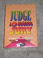 Judge N Jury the Game of Trials and Tribulations by Winning Moves [並行輸入品]