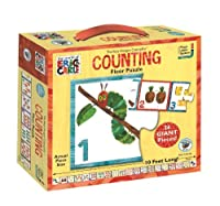 (None, Multicolor) - The Very Hungry Caterpillar Counting Floor Puzzle