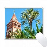 Hotel Ponce de Leon、フラッグラー大学、フロリダ PC Mouse Pad パソコン マウスパッド
