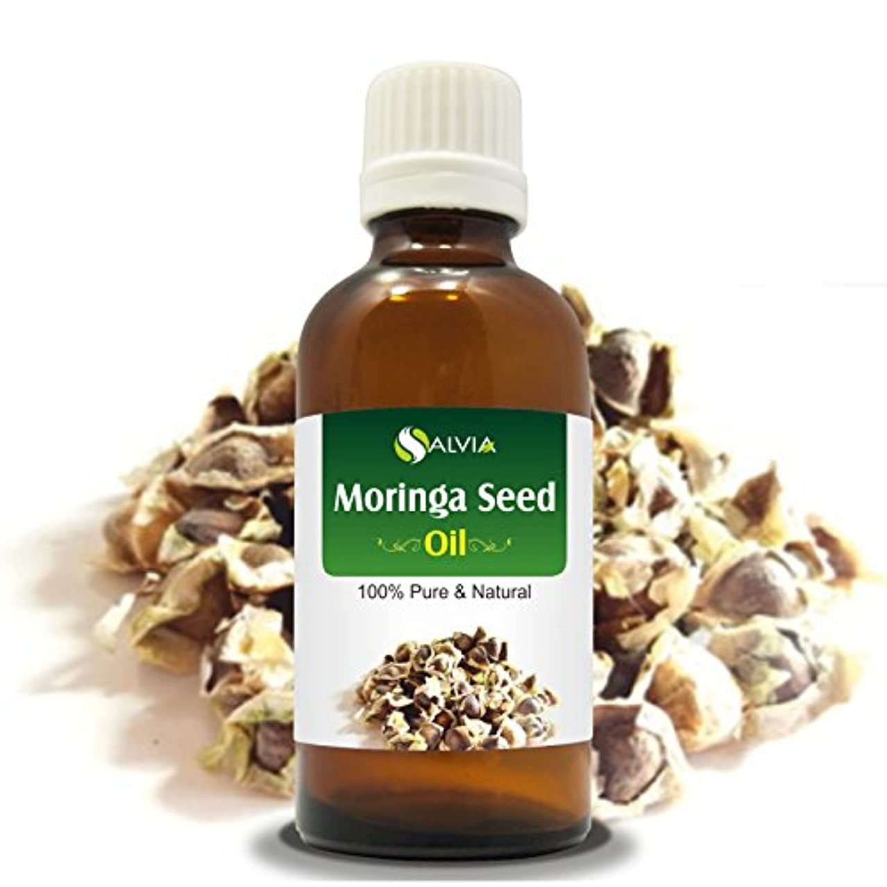 わかるブロンズ小川MORINGA SEED OIL (MORINGA-OLEIFERA) 100% NATURAL PURE CARRIER OIL 30ML