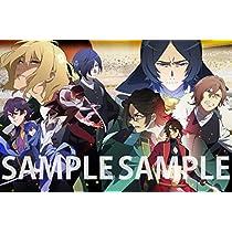 【Amazon.co.jp限定】BAKUMATSUクライシス イキザマコンプリート Blu-ray(オリジナルA6ステッカーセット(2種))
