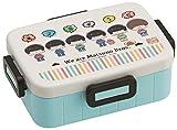 4点ロック ランチボックス 650ml 弁当箱 おそ松さん YZFL7