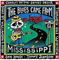 Blues Came From Mississippi by Various Artists