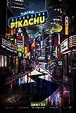 映画ポスター ポケモン 名探偵ピカチュウ DETECTIVE PIKACHU US版 hi1 [並行輸入品]