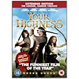 Your Highness [Import anglais]