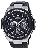 CASIO(カシオ) G-SHOCK G-ショック G-STEEL Gスチール GST-S300-1A シルバーxブラック 腕時計 海外モデル メンズ [並行輸入品]