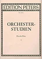 Repertorio Orquestal - Orchester Probenspiel (Test Pieces) para Flautin Vol.1 (Libro) (Nitschke)