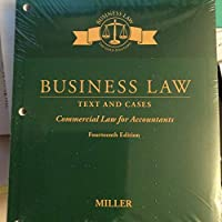 Business Law: Text & Cases - Commercial Law for Accountants Loose-Leaf Version [並行輸入品]