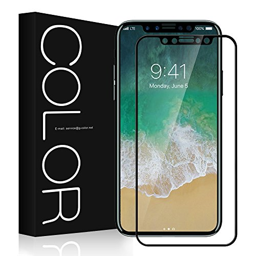 iPhone 8 フィルム 3D 全面 G-Color iphone 8 ガ...