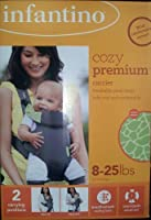 Infantino Cozy Premium Carrier 8 - 25lbs. by Infantino