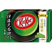 ネスレ日本 キットカット ミニ 伊藤久右衛門 宇治抹茶 12枚