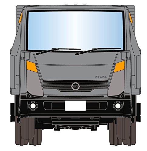 トミカリミテッドヴィンテージ ネオ 1/64 LV-N144b 日産アトラス F24 花見台自動車セフテーローダ 銀